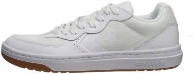 Converse Rival - White/White/Gum (163206C)