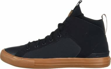 Converse Chuck Taylor All Star Ultra - Black/Black/Warm Tan