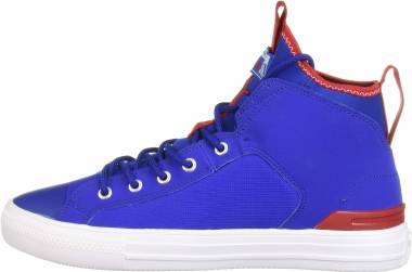Converse Chuck Taylor All Star Ultra - Blue/Enamel Red/White (165341C)