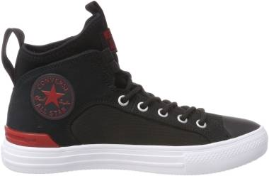 Converse Chuck Taylor All Star Ultra - Black (Black/Gym Red/White 001) (159630C)