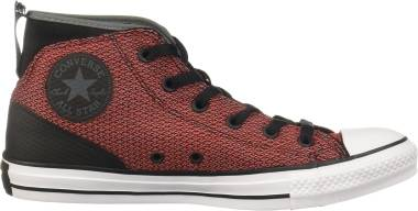 Converse Chuck Taylor All Star Syde Street Mid - Red (155486C)