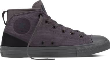Converse Chuck Taylor All Star Syde Street Mid - Charcoal Grey/Black (155491C)
