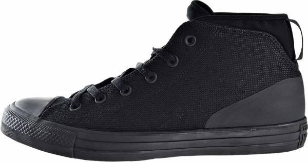 Converse Chuck Taylor All Star Syde Street Mid - Black (155489C)
