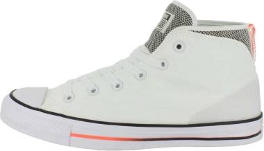 Converse Chuck Taylor All Star Syde Street Mid - White/White/White (155480C)