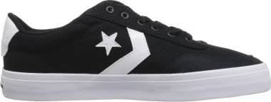 Converse Courtlandt - Black Black White Black 001