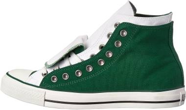 Converse Double Upper Chuck Taylor All Star - Green/White (107216F)