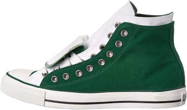 Converse Double Upper Chuck Taylor All Star - Green / White (107216F)