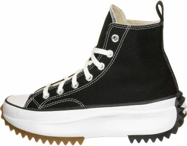 Converse Run Star Hike - Black/White (166800C)