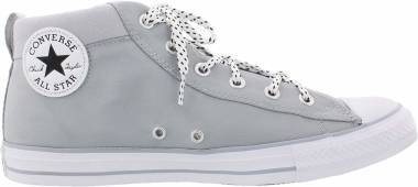 Converse Chuck Taylor All Star Street Mid - Grey (159604C)