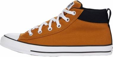 Converse Chuck Taylor All Star Street Mid - Brown (170371F)