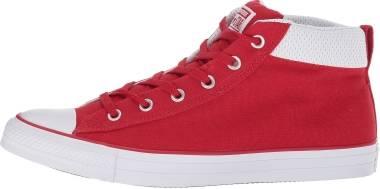 Converse Chuck Taylor All Star Street Mid - Red (159634F)