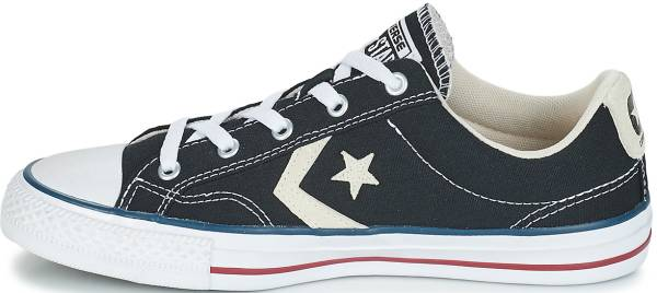 Converse Star Player - Zwart (144145C)