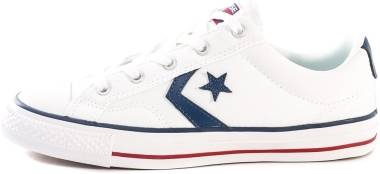 Converse Star Player - Wit (144151C)