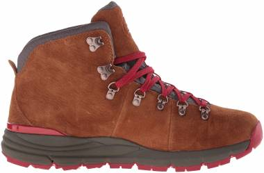 Danner Mountain 600 - Brown/Red
