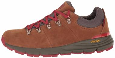Danner Mountain 600 Low - Brown/Red (62261)