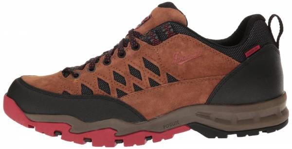 Danner TrailTrek Light Brown/Red