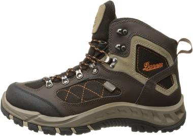 Danner TrailTrek - Brown/Orange