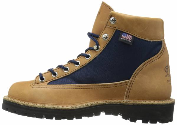 Danner Light Brown/blue