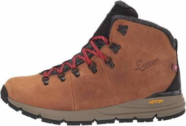 Danner Mountain 600 Weatherized - Brown/Red (62144)