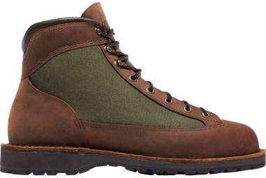 Danner Ridge Brown/Forest Green Men