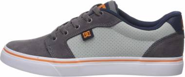 DC Anvil - Grey Orange Grey