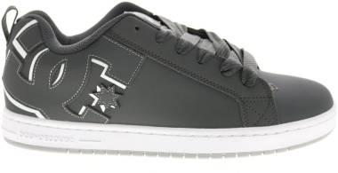 DC Court Graffik - Grey Grey White (300529XSSW)