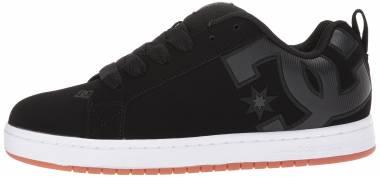 DC Court Graffik SE - Black/Black/Gum (300927KKG)
