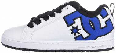 DC Court Graffik SE Blue/White/Black Men
