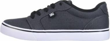 DC Anvil TX SE - Black/Charcoal