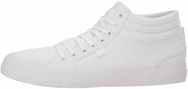 DC Evan Smith Hi TX - White/White