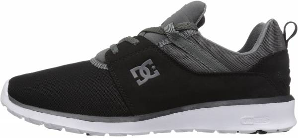 DC Heathrow - Black/Dark Grey (ADYS700071BG1)