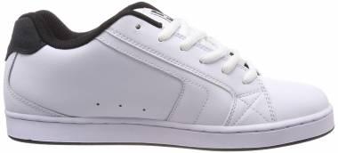 DC Net SE - White White Black