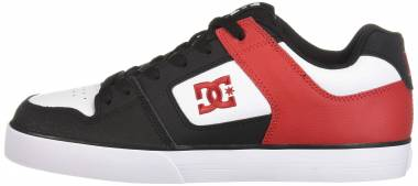 DC Pure - Black Athletic Red Black