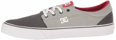 DC Trase TX - Grey/Grey/Red (ADYS300126XSSR)