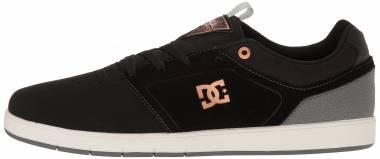 DC Cole Signature Shoe Black/red/white Men