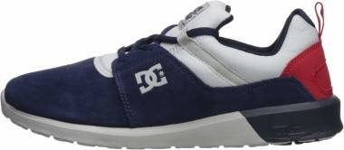 DC Heathrow SE Navy/Grey Men