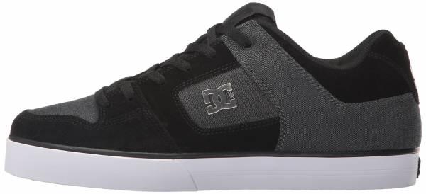 DC Pure SE Black/Charcoal