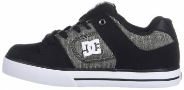 DC Pure SE - Black White Grey