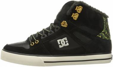 DC Spartan WC WNT High Top Black Blo Men