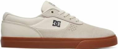 DC Switch - White / White / Gum
