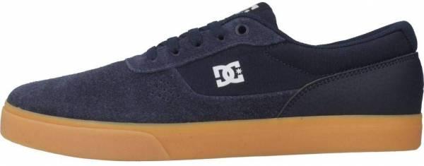 DC Switch - Navy / Gum