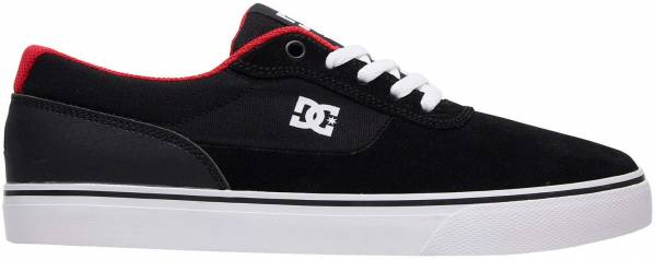 DC Switch Black Athletic Red