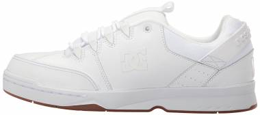 DC Syntax White/Gum Men