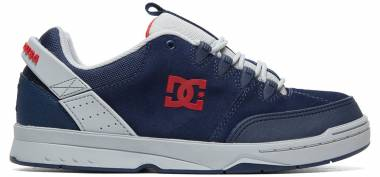 DC Syntax - Navy Grey