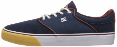 DC Mikey Taylor Vulc - Navy/Red