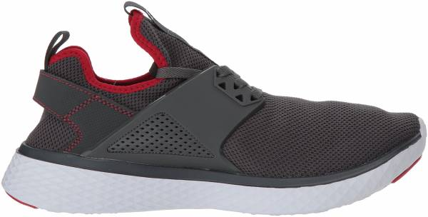 DC Meridian Grey/Red/White