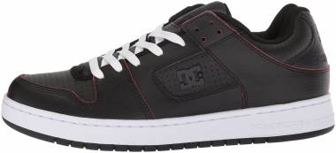 DC Manteca SE - Black/Red/White