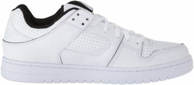 DC Manteca SE - White/Black