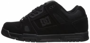 DC Stag Black/Black/Black Men