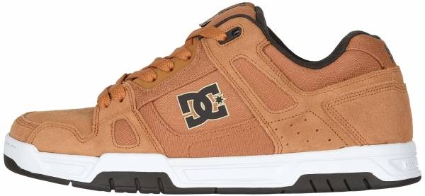 DC Stag - Brown/Brown/White